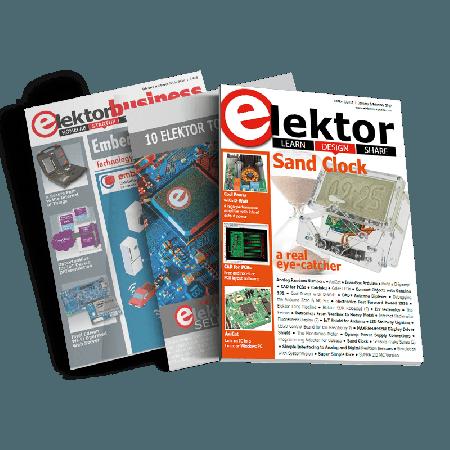 Elektor E-Book inspiration bundle