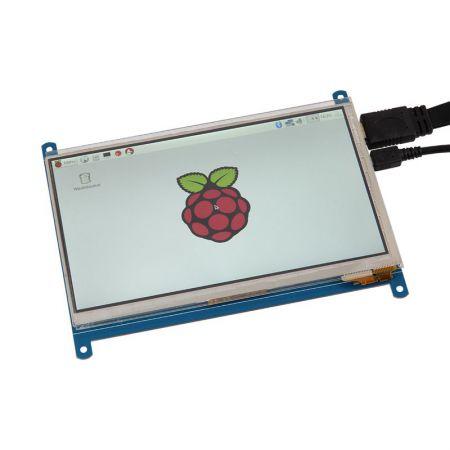 """JOY-iT 7"""" Touchscreen for Raspberry Pi"""