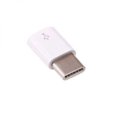 Official Raspberry Pi USB-C Adapter (white)