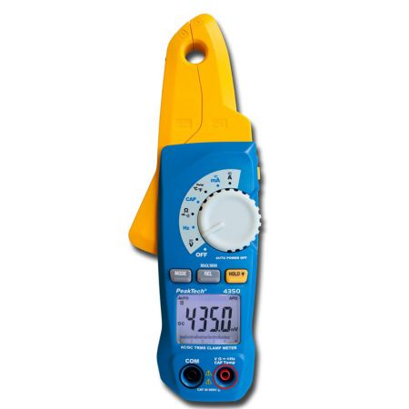 PeakTech 4350 Clamp Meter