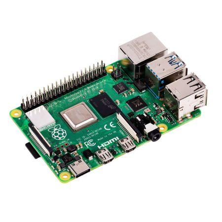 Raspberry Pi 4 B (4 GB RAM) + FREE RPi E-book