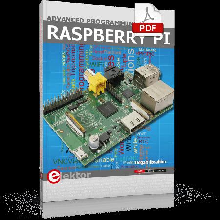 Raspberry Pi Advanced Programming (E-book)