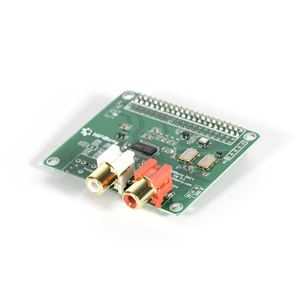 HiFiBerry DAC+ Pro for RPi 2