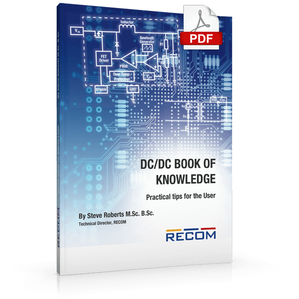 E-Book: DC/DC Book of Knowledge