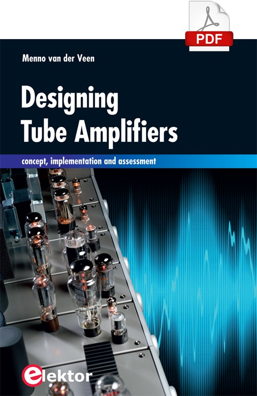 Designing Tube Amplifiers (E-book)