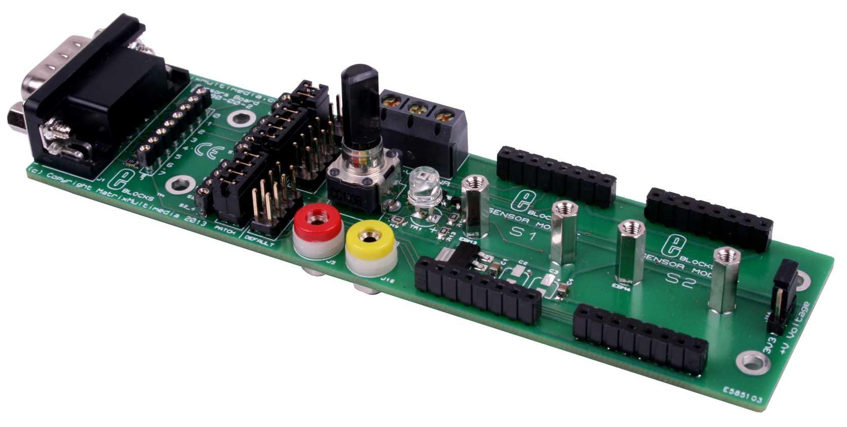 Sensors Mother board (EB090)