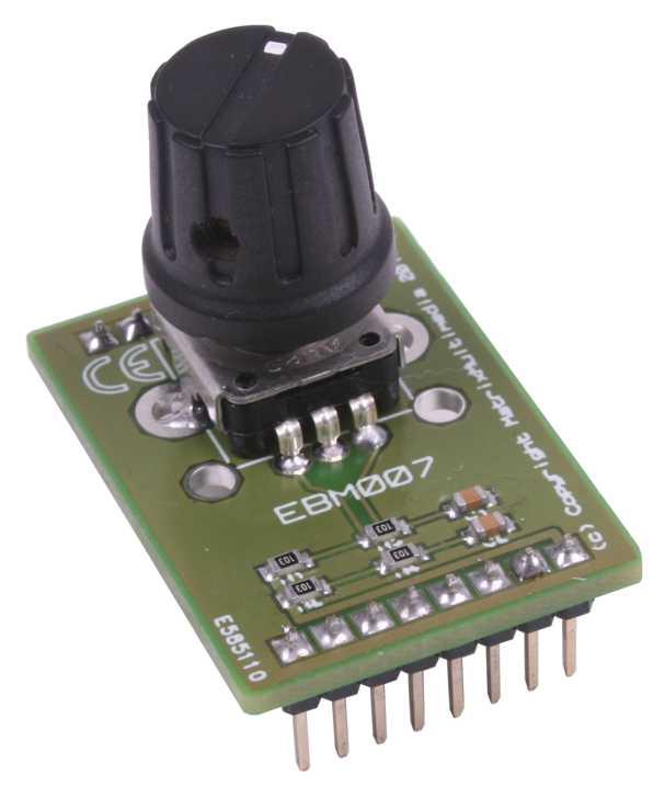 Rotary encoder sensor module (EBM007)