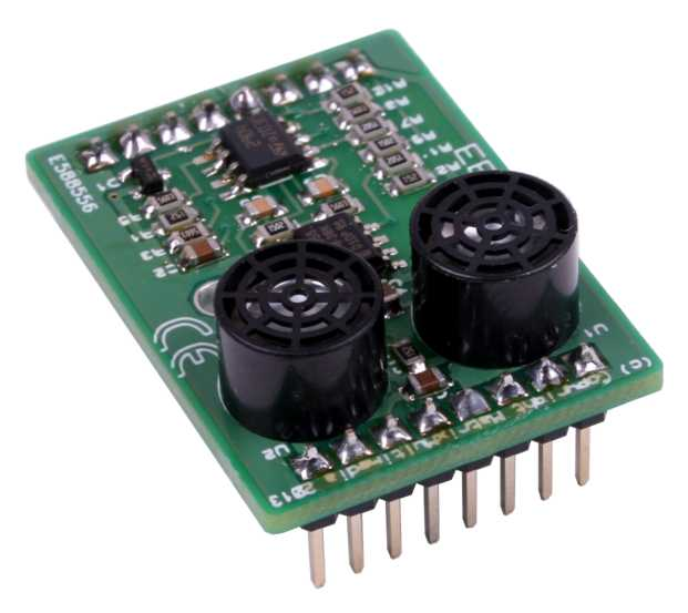 Ultrasonic distance sensor module (EBM019)