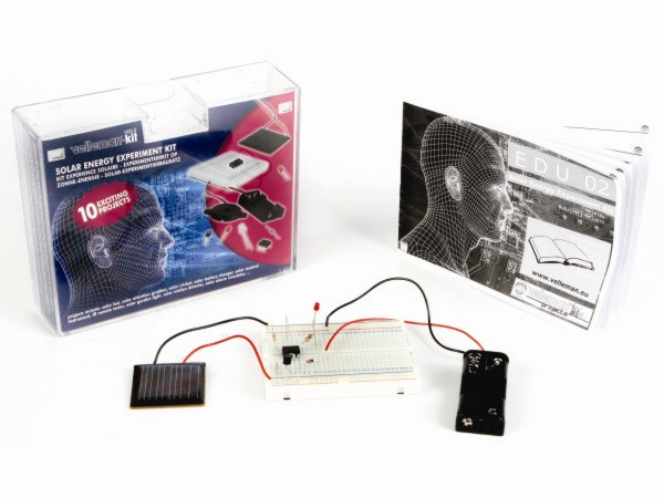 Solar Energy Experiment Kit