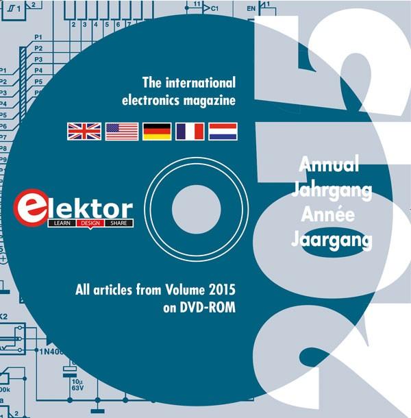 DVD Elektor 2015