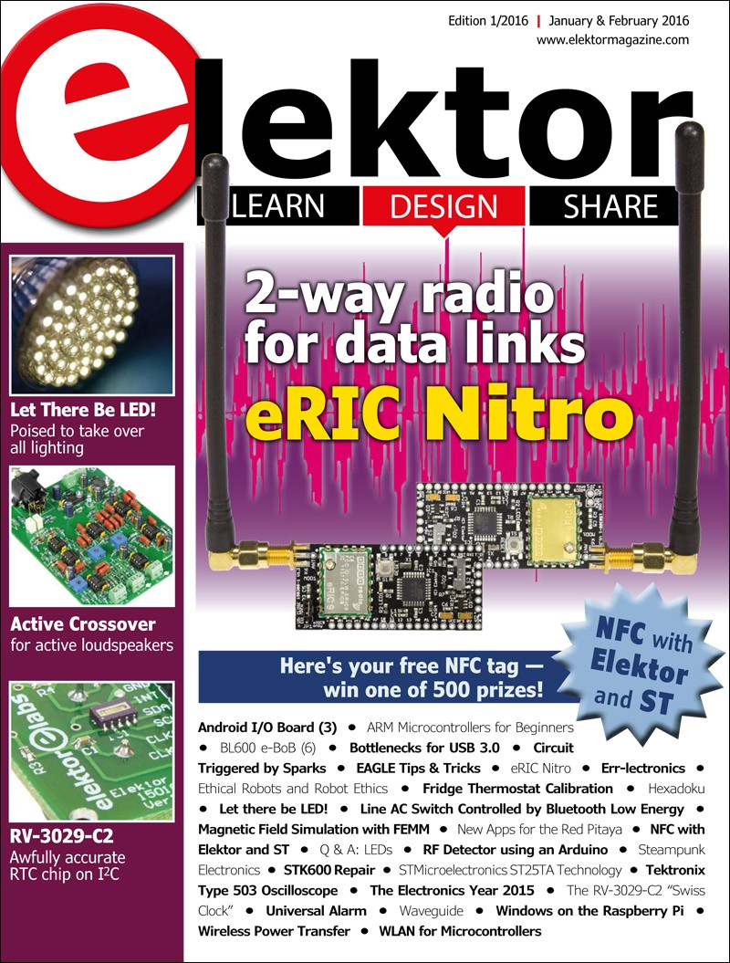 January & February 2016 Edition PDF Download (EN)