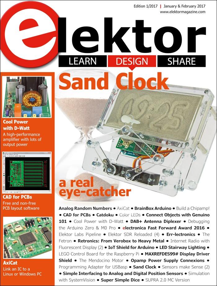 Elektor Magazine January/February 2017 (EN)
