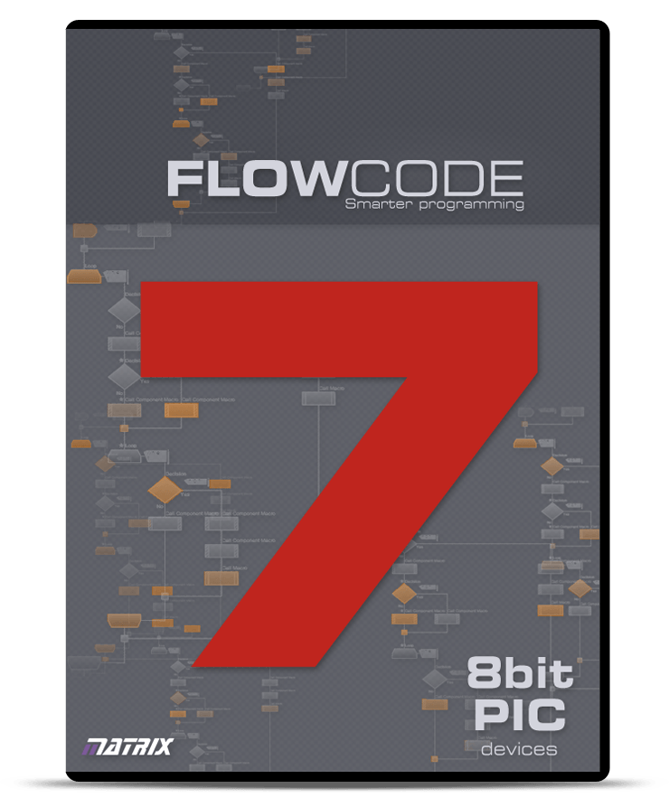 Standard 8bit PIC licence Flowcode 7