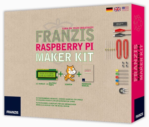 Raspberry Pi Maker Kit