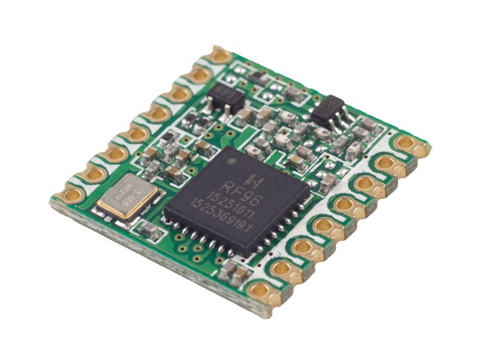 RFM95 Ultra LoRa Transceiver Module (868/915 MHz)