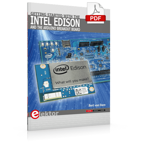 Getting Started with the Intel Edison (E-book)