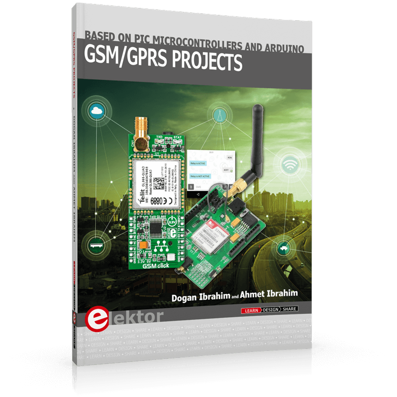 GSM/GPRS Projects