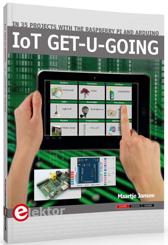 IoT GET-U-GOING + FREE Development Kit