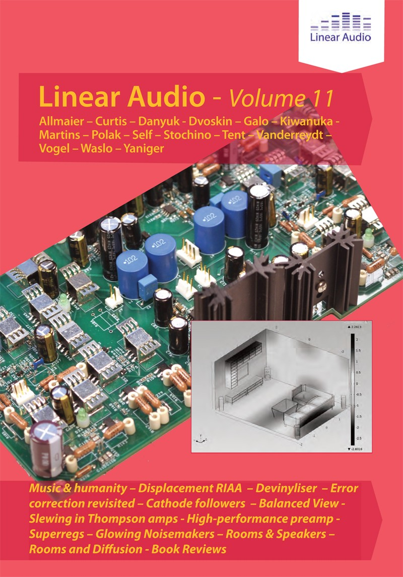 Linear Audio 11