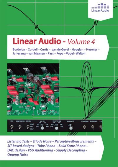 Linear Audio 4