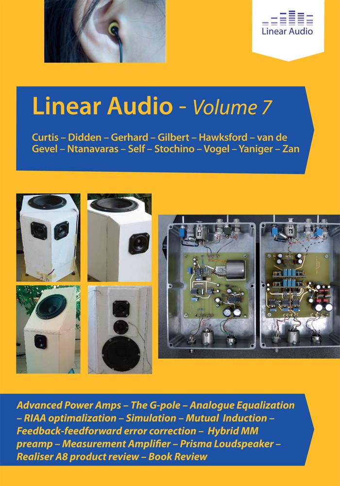 Linear Audio 7
