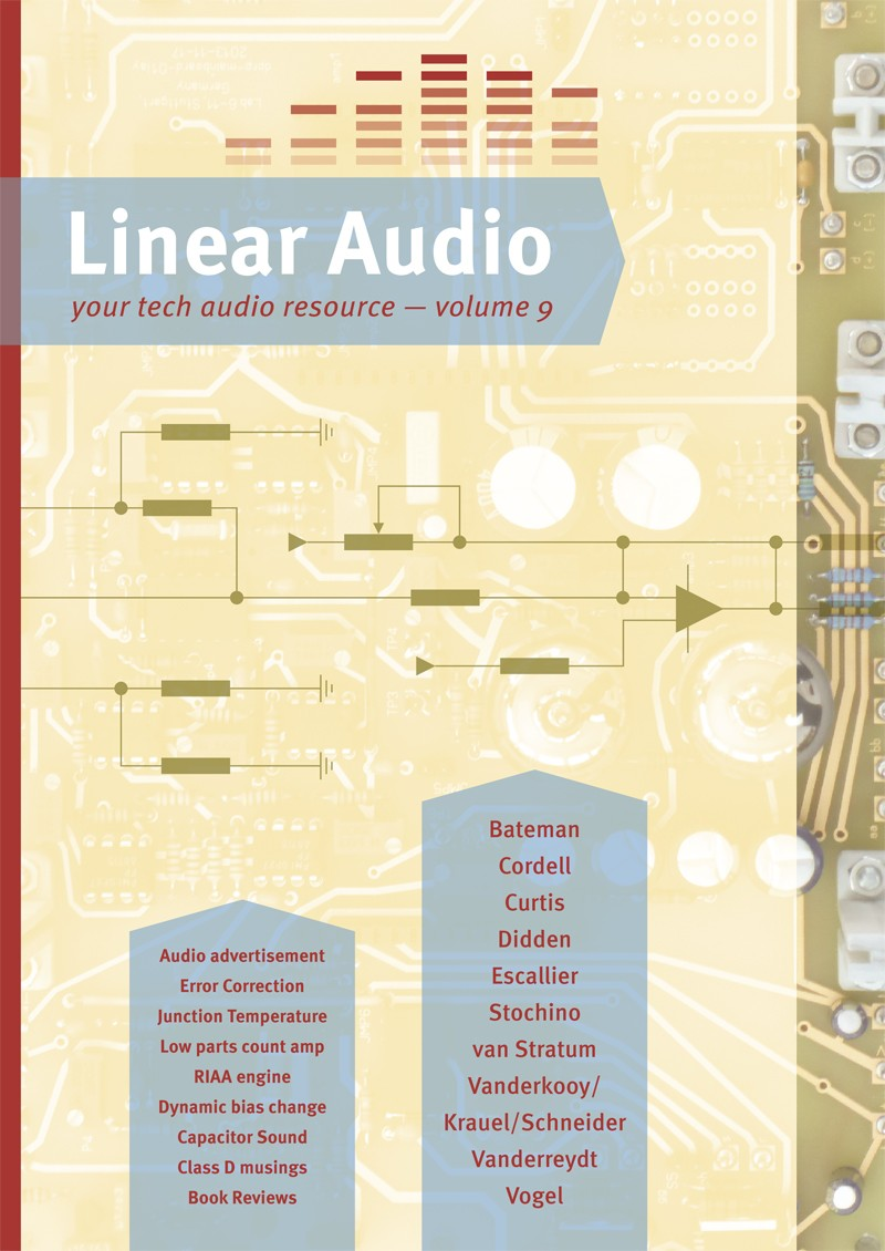 Linear Audio 9