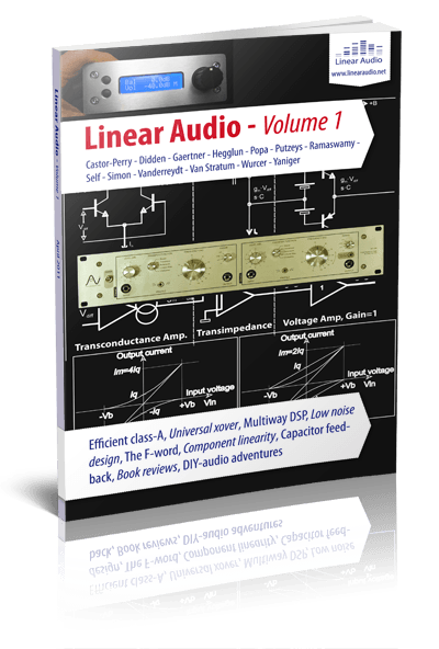 Linear Audio 1