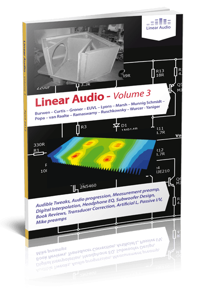 Linear Audio 3