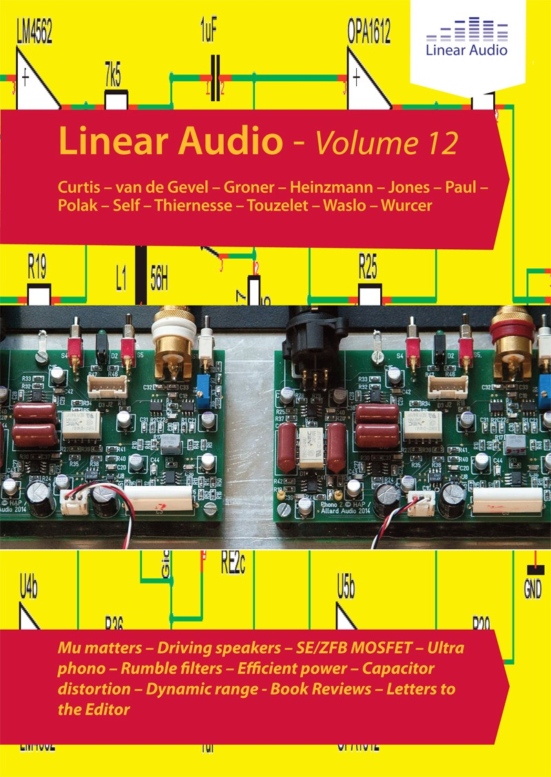 Linear Audio 12