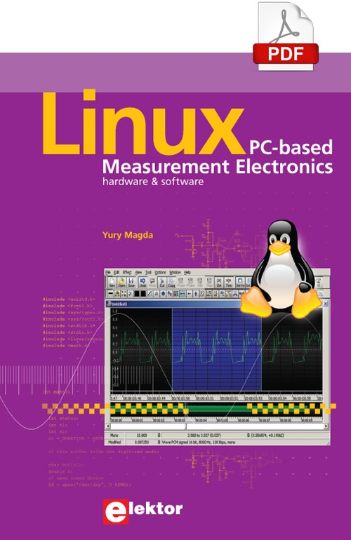 E-Book: Linux PC Based Measurement Electronics