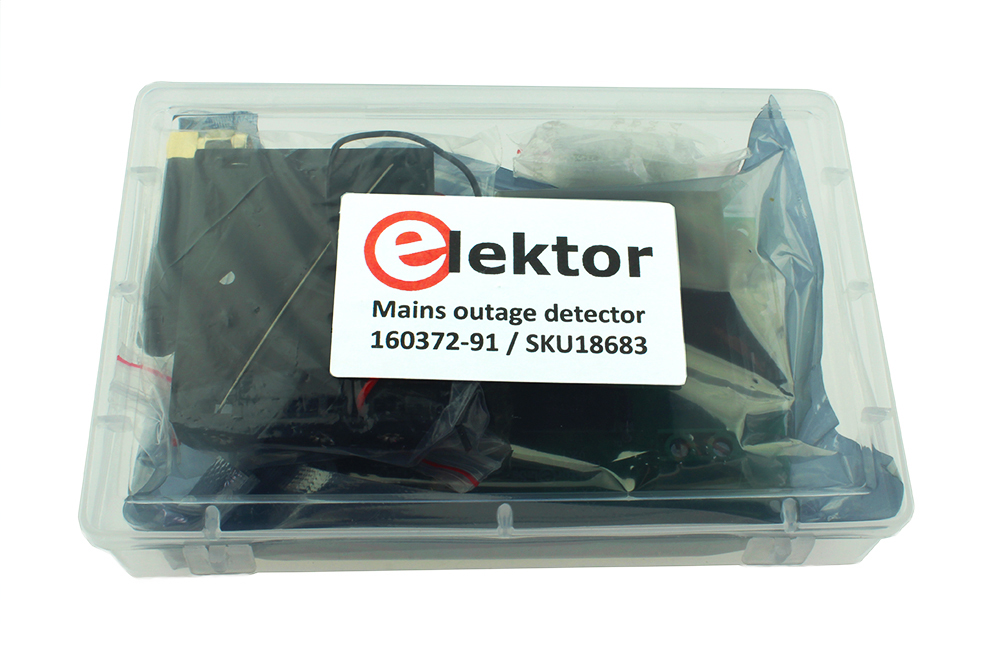 Mains outage detector (Kit | 160372-91)