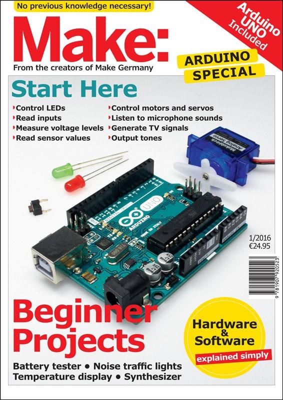 Make Arduino-Special (EN) incl. Arduino Uno