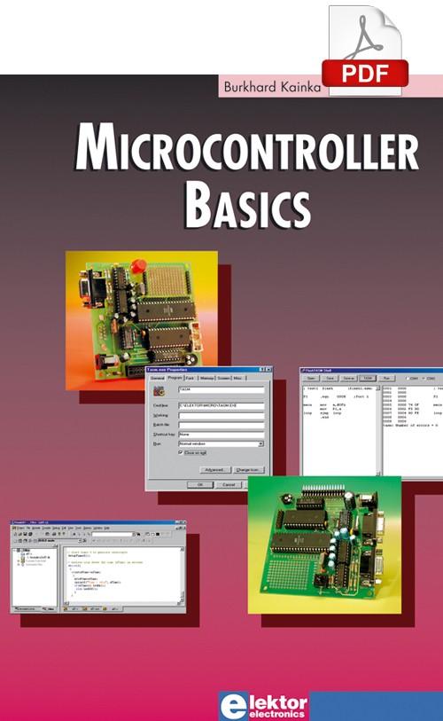 E-Book: Microcontroller Basics