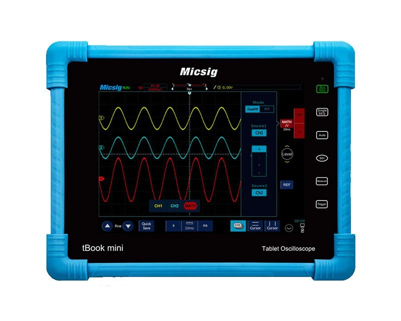 Tablet Oscilloscope tBook mini incl. Battery (TO1074)