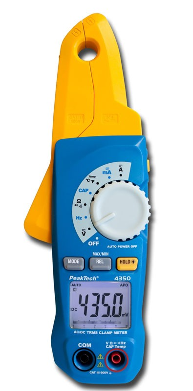 PeakTech 4350 Clamp Meter
