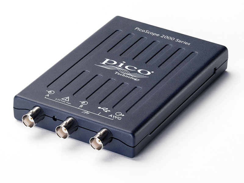 PicoScope 2204A (10 MHz)