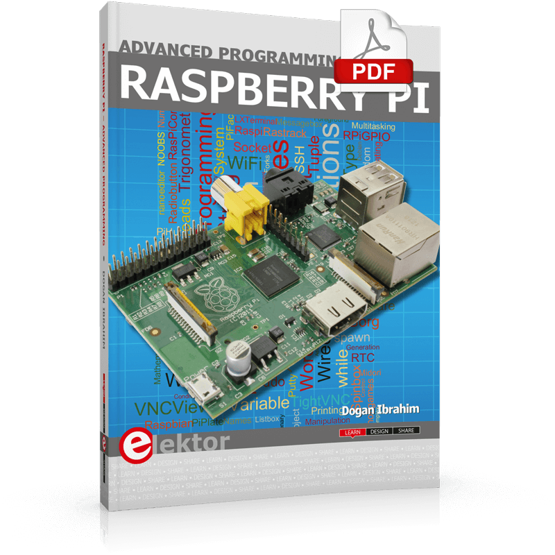 Raspberry Pi Advanced Programming (E-book)