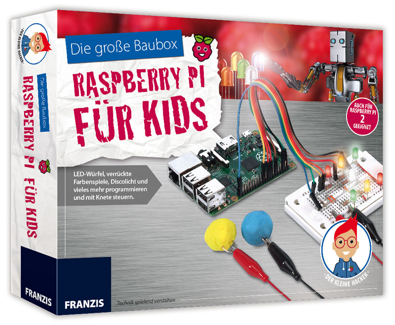 Raspberry Pi for Kids (EN)