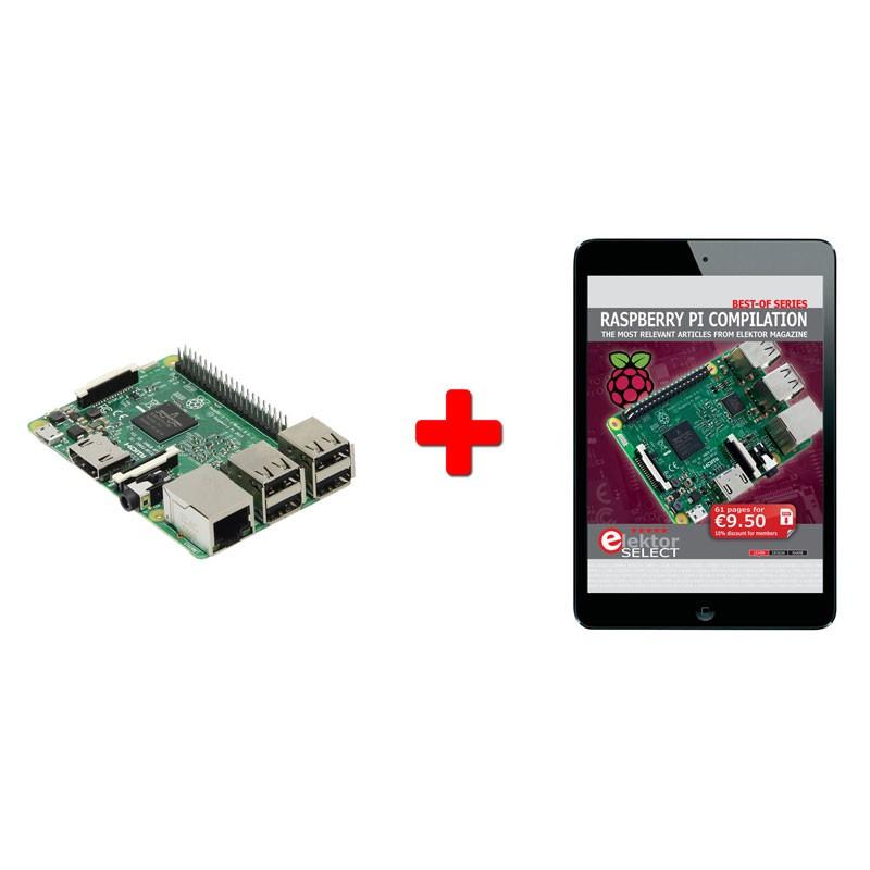 Raspberry Pi 3 (Model B) + RPi Compilation