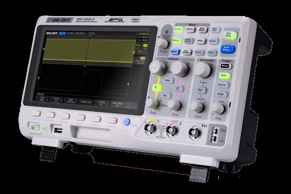 Siglent Oscilloscope SDS1102X (100 MHz)