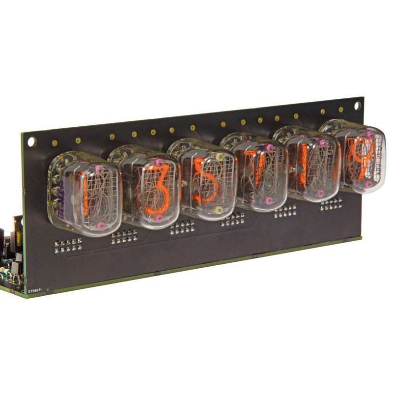 Six Digit Nixie Clock (150189-71)