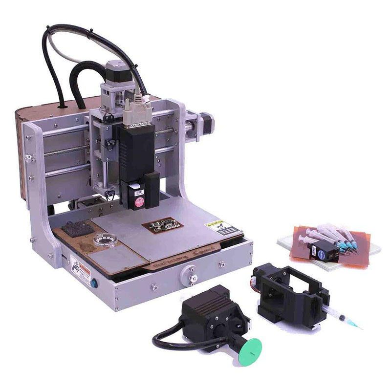 Squink Multilayer PCB Printer