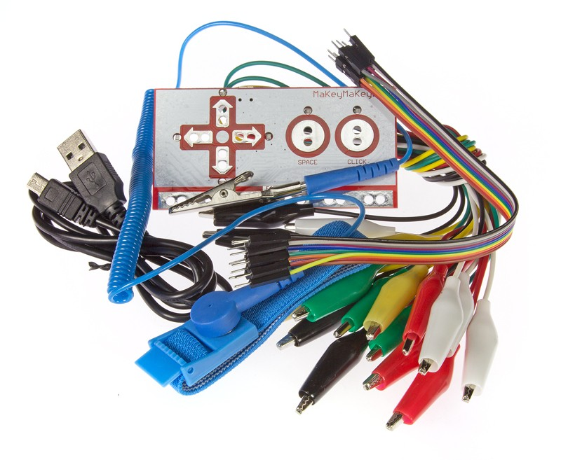 Makey Makey – An Invention Kit for Everyone