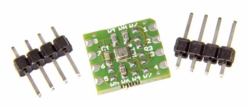 BME280 Mouser Intel SPI version (160109-92)