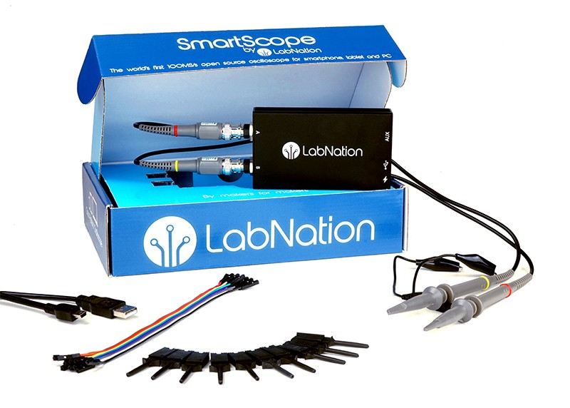SmartScope USB Oscilloscope + FREE USB OTG cable