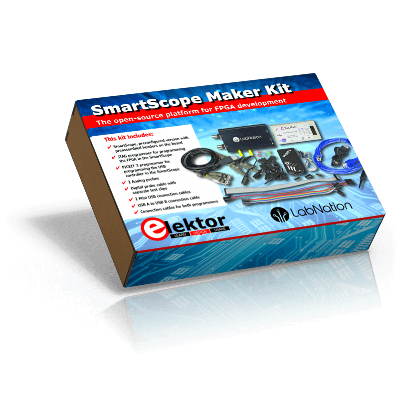 SmartScope Maker Kit