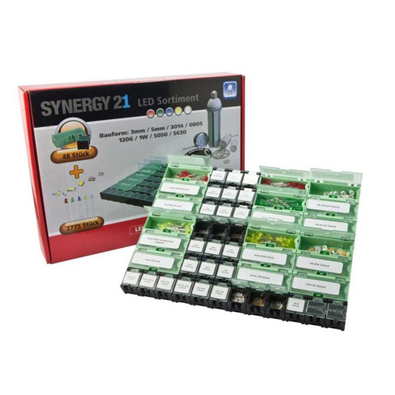 Synergy 21 LED-Sortiment