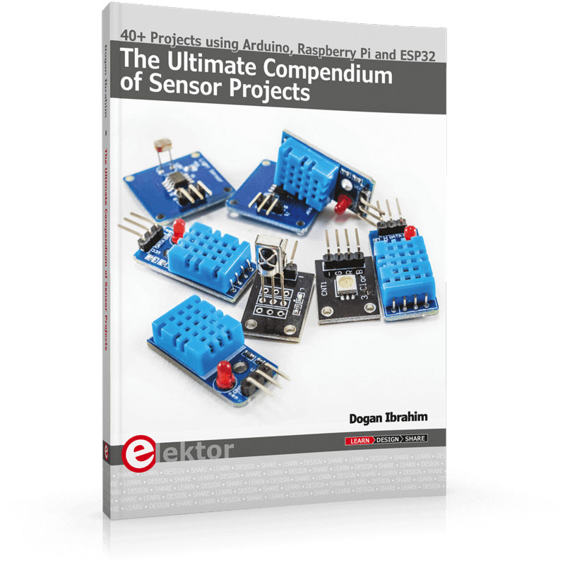 The Ultimate Compendium of Sensor Projects