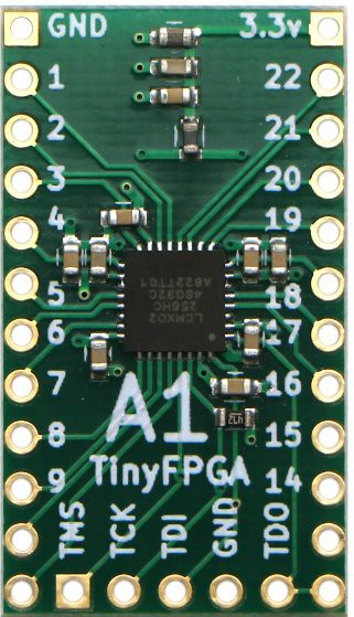 Review: TinyFPGA BX for open source FPGA development - page 2