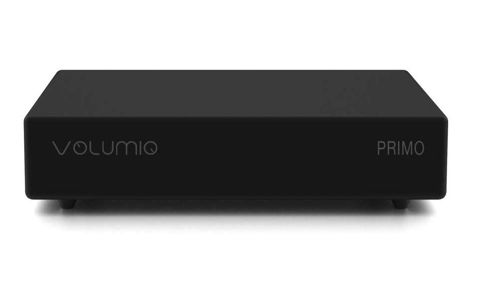 Volumio Primo – Audiophile Music Player & Streamer